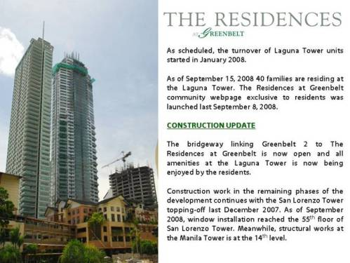 the residences at greenbelt 1
