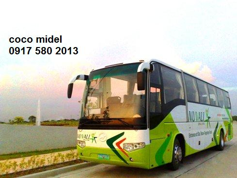 Nuvali Bus 2