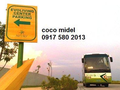 Nuvali Bus