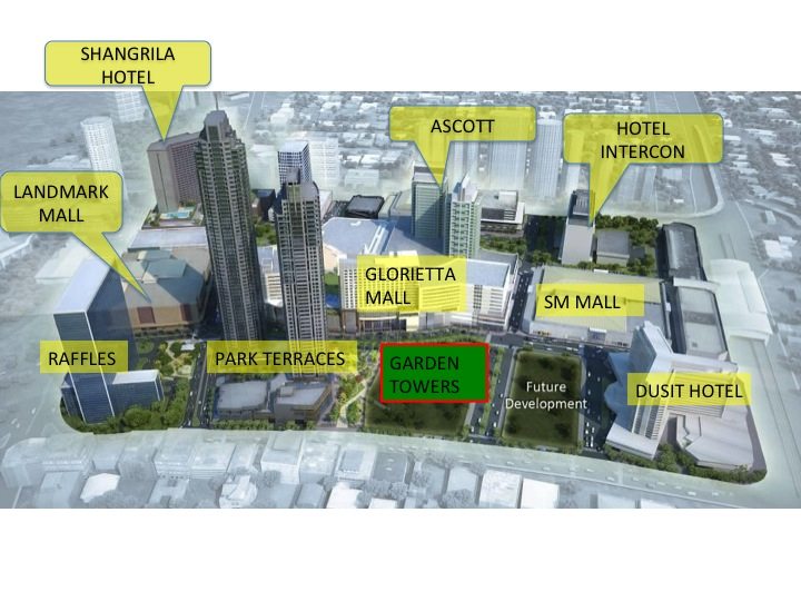 Penthouse Unit in Garden Towers | Buyer\'s Guide to Ayala Land