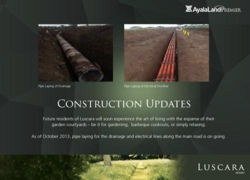 Luscara updates