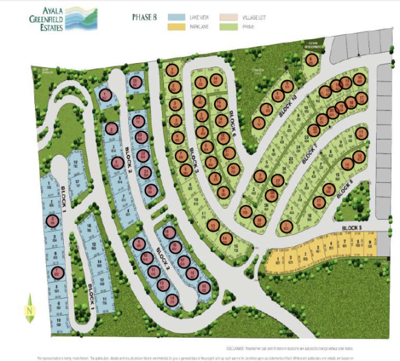 The Panoramas at Ayala Greenfield Estates