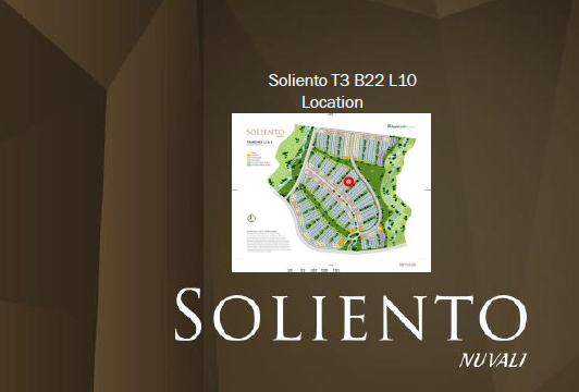 Soliento at nuvali
