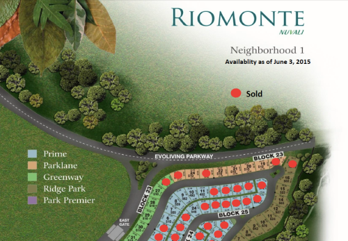 riomonte availability map