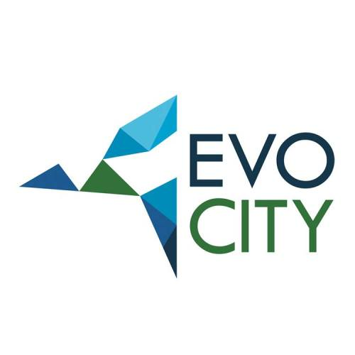 evo city logo