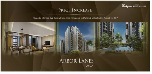 Arbor Lanes Price Increase.png